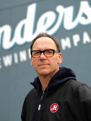 Henderson Brewing Company's general manager Steve Himel
