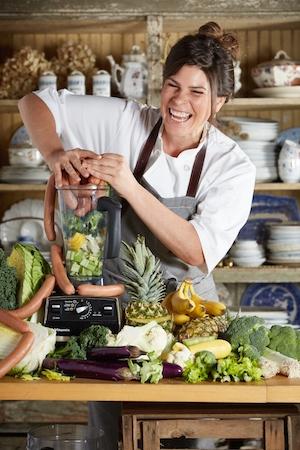 Chef Christine Flynn