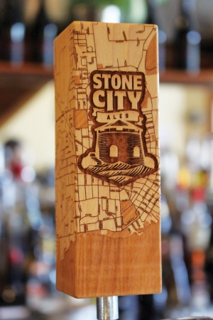 Stone City Ales in Kingston, Ontario