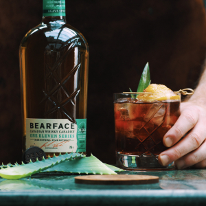 BEARFACE Whisky cocktail recipe