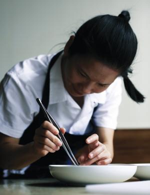 Anna Chen, chef-owner at Alma