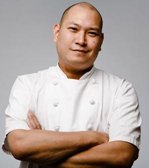 Nick Liu, chef-owner at Dailo