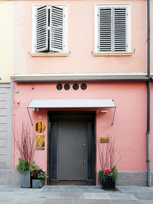 Osteria Francescana, a Michelin star restaurant in Italy
