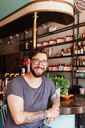 Cocktail recipes and tips from Toronto's best bartenders | Blaise Couturier of Patois