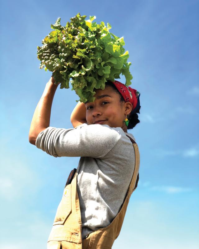 The future of farming is BIPOC | Cheyenne Sundance