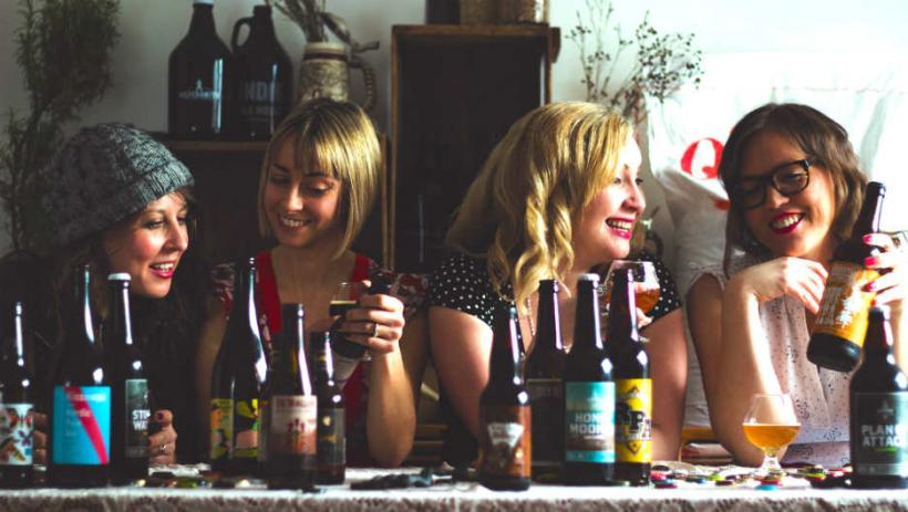 The Society of Beer Drinking Ladies