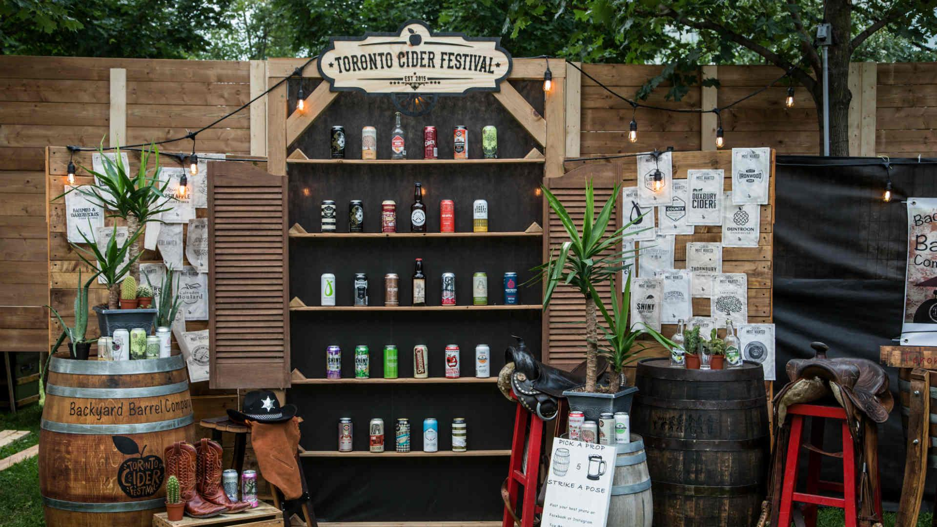 Toronto Festivals Things to Do in Toronto this week Toronto Cider Festival