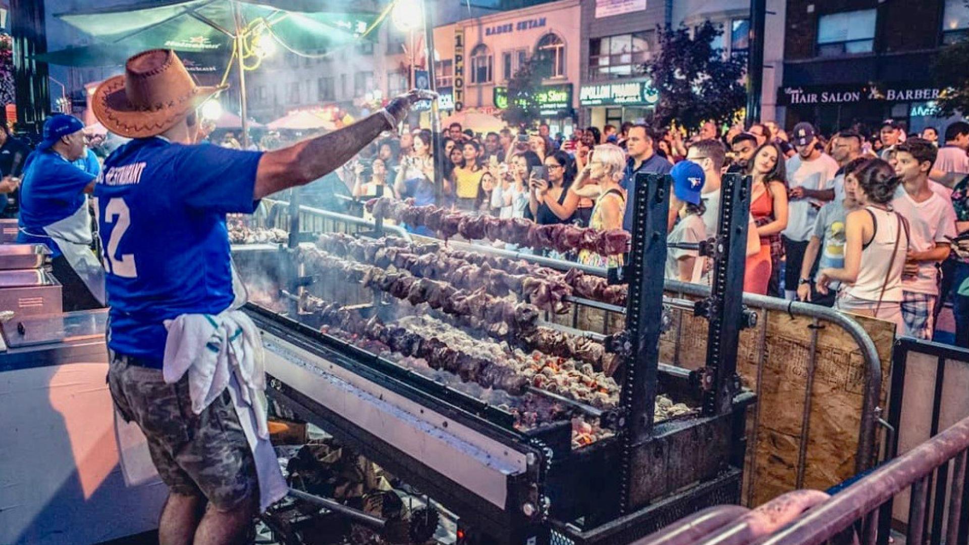 Taste of the Danforth Toronto Festivals Toronto events next 14 days