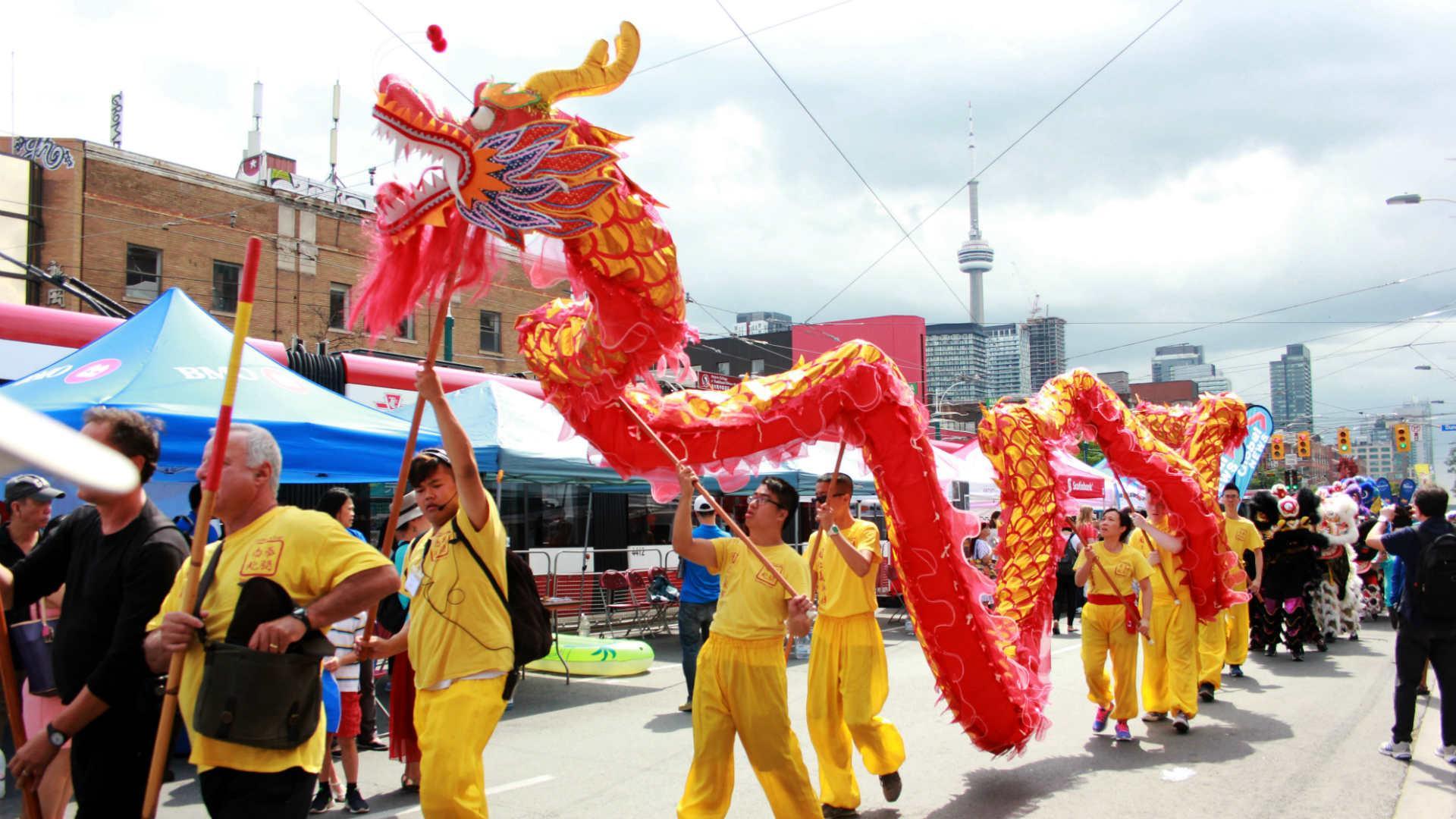 Chinatown Festival Chinatown Toronto restaurants Toronto events