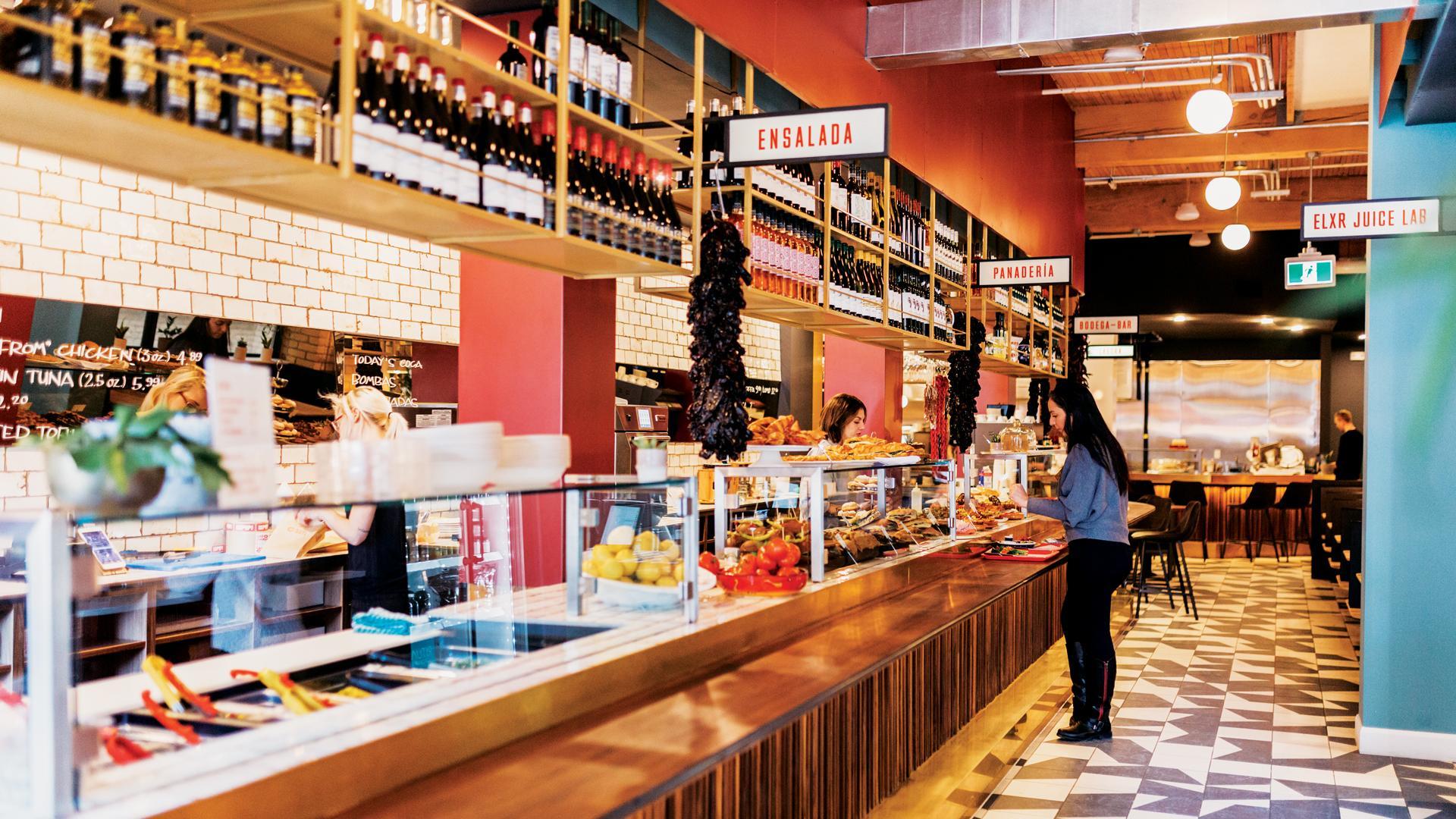 Toronto bars: Labora