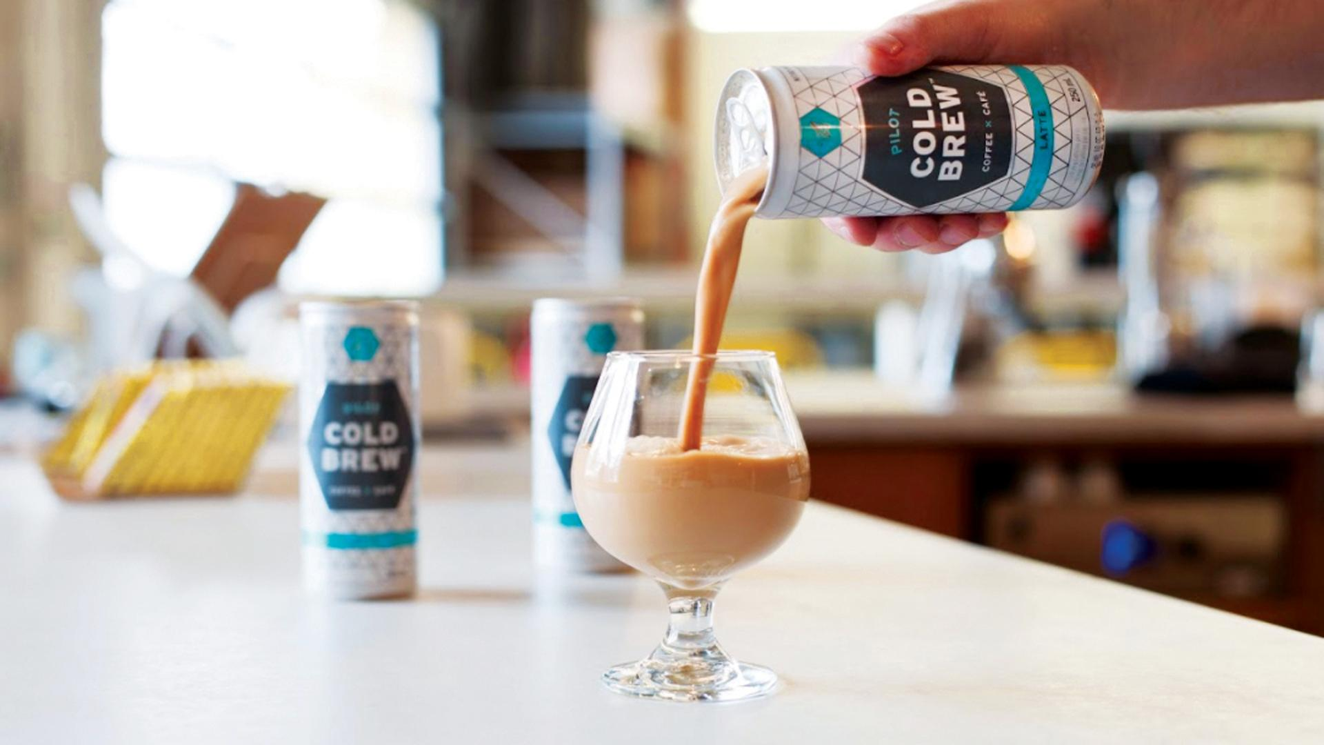 Pilot Coffee Roasters Cold Brew