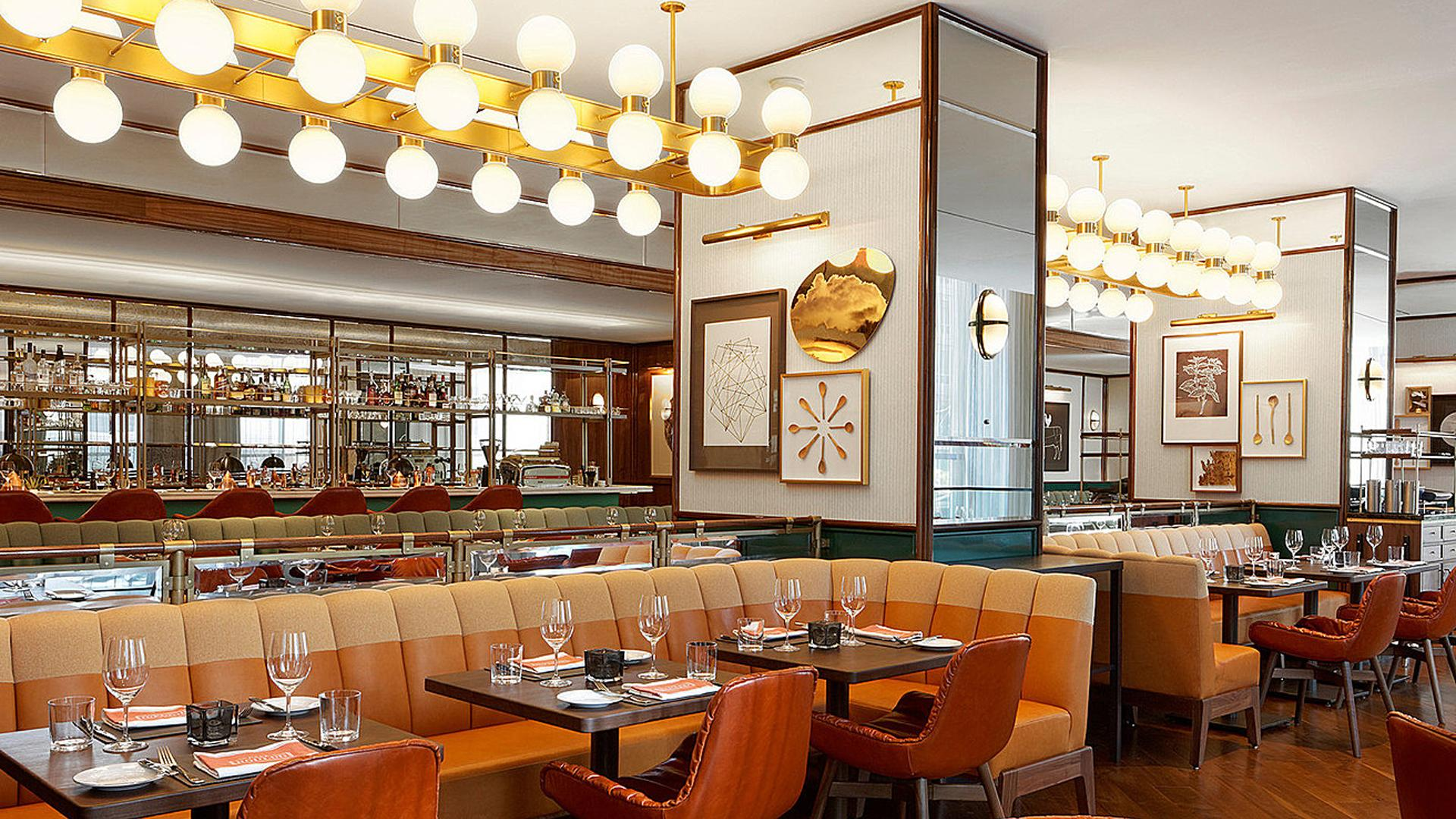 Cafe Boulud at the Four Seasons Toronto