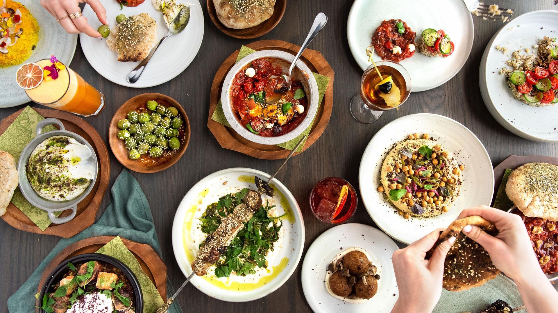 Shook Israeli restaurant in Toronto