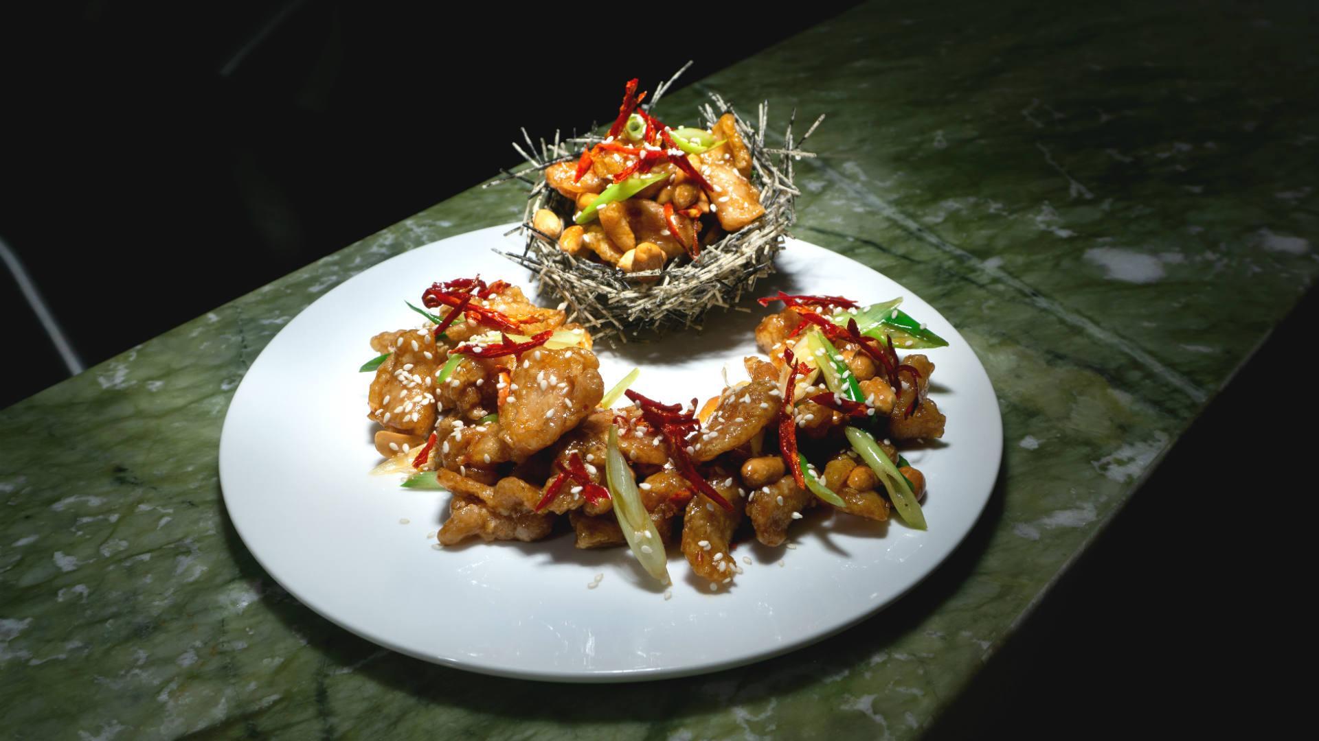 Dasha restaurant Toronto