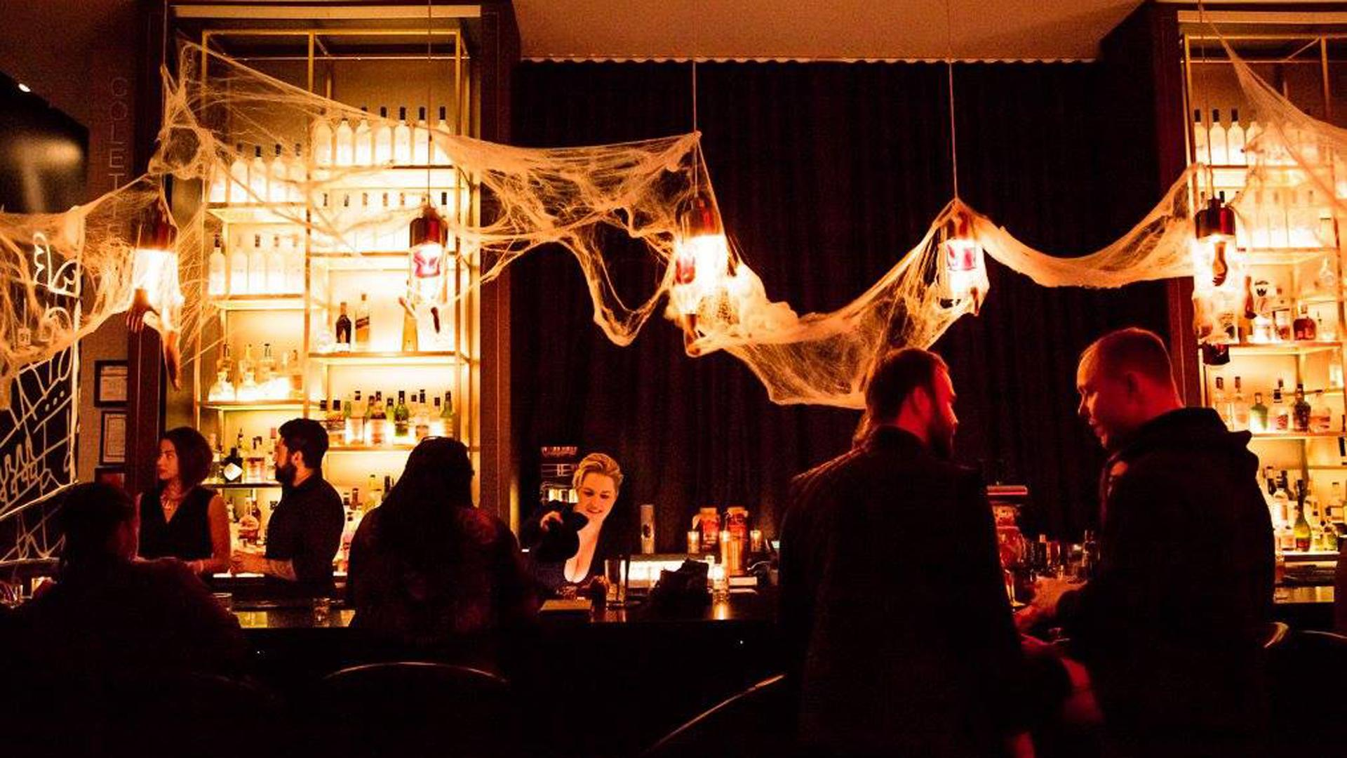 Thompson Hotel Halloween