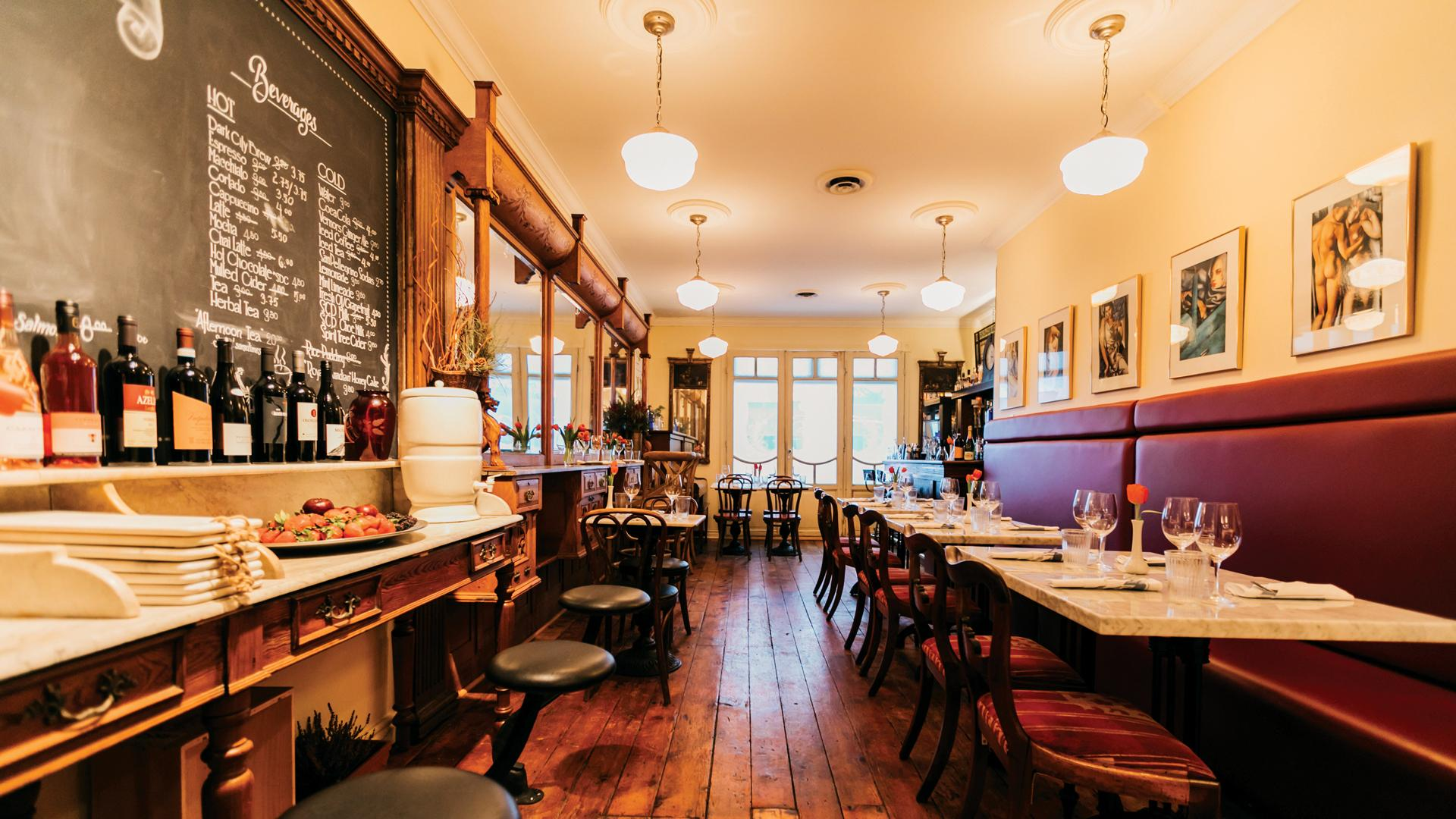 Senator Wine Bar