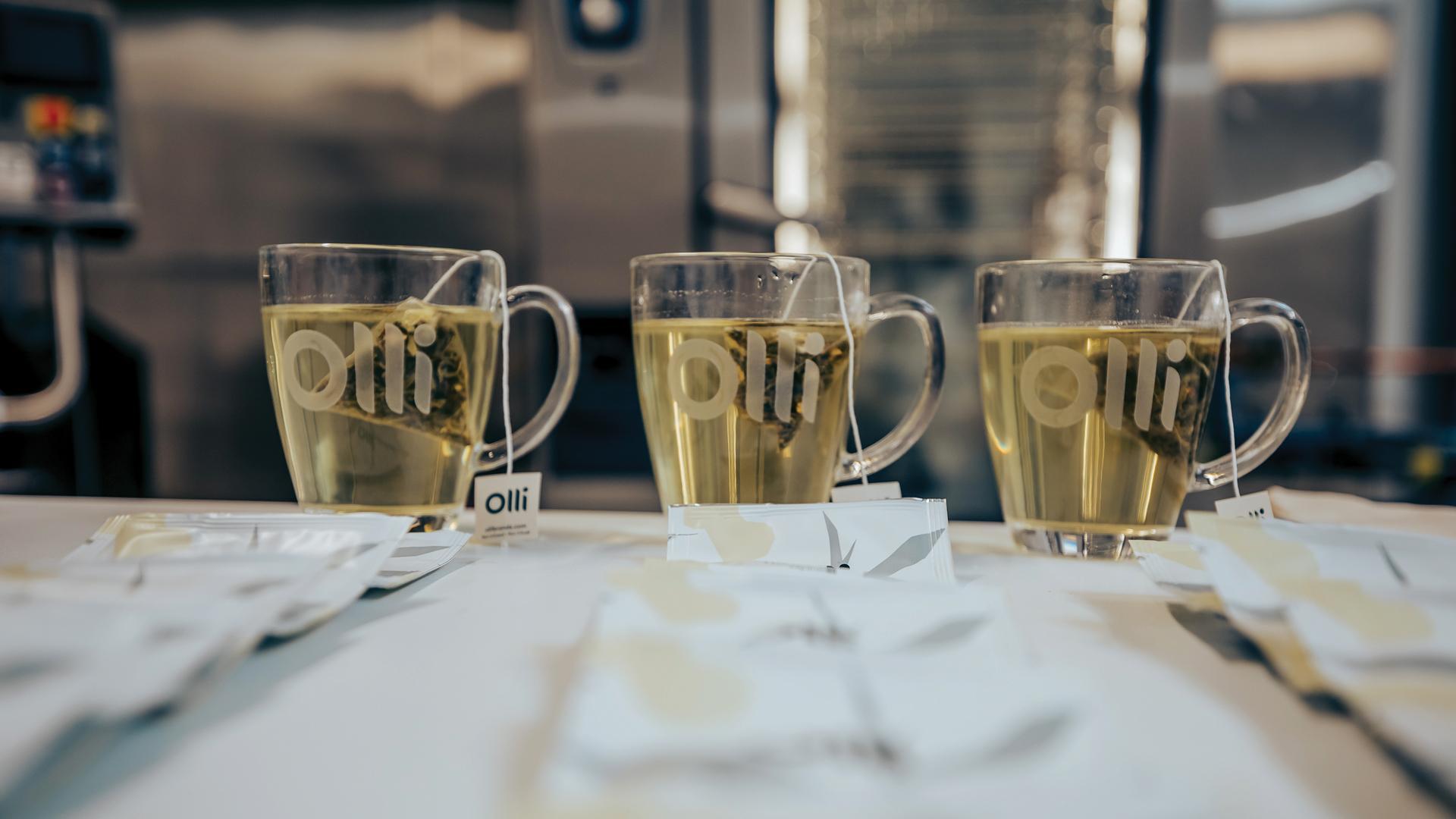 Olli THC tea