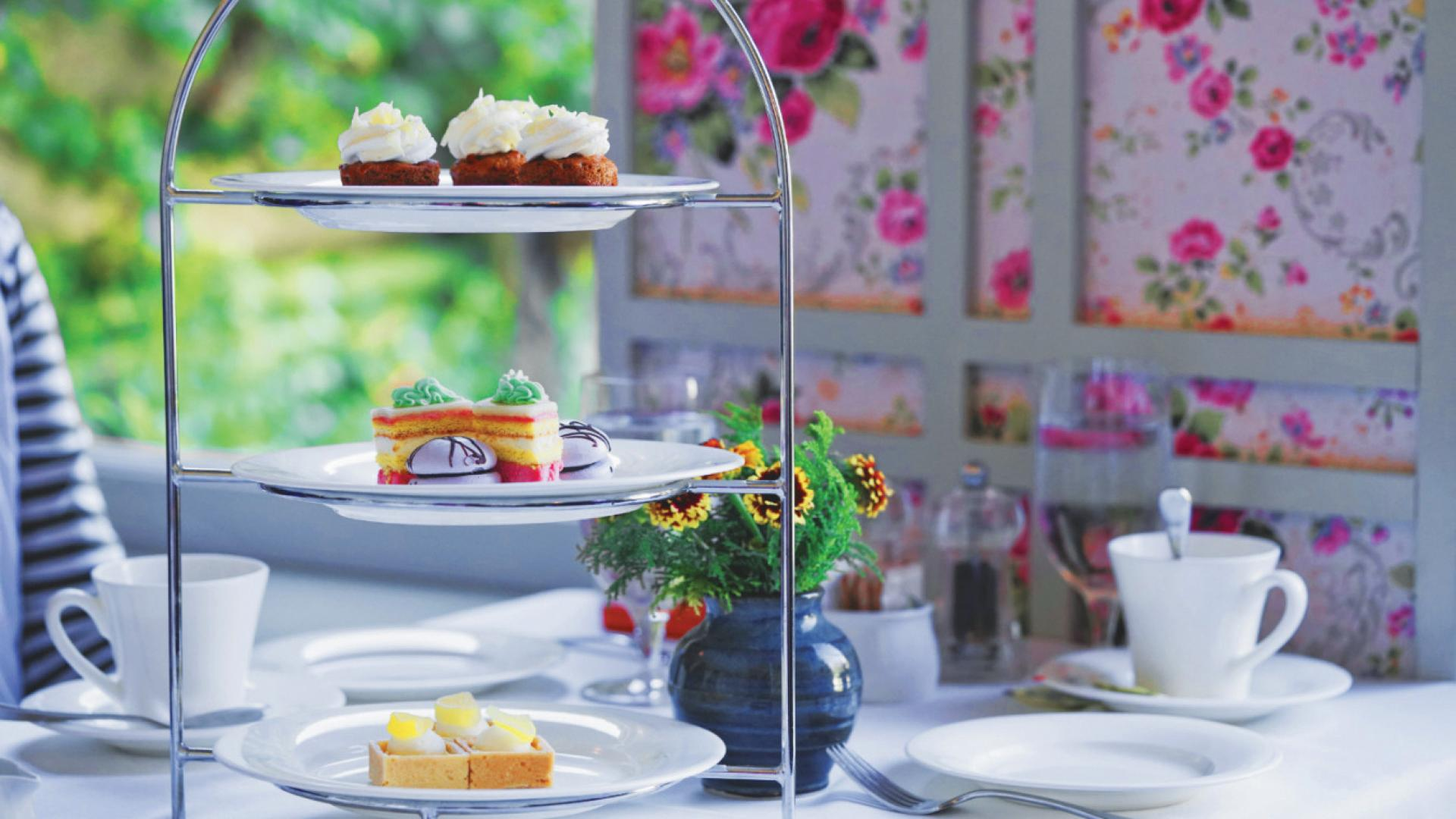 Where to have high tea in Victoria, B.C.: Butchart Gardens