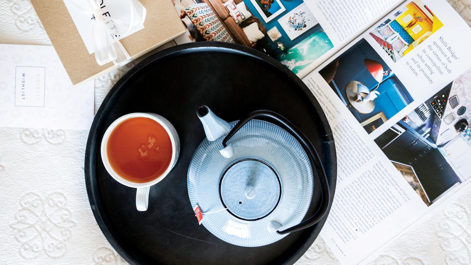 Where to have high tea in Victoria, B.C.: Silk Road Tea