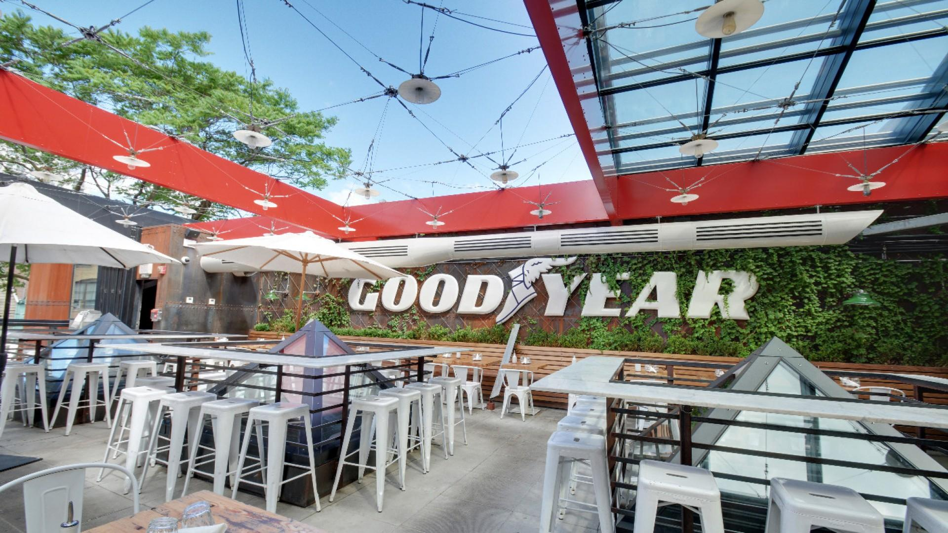 The best patios in Toronto: Gusto 101