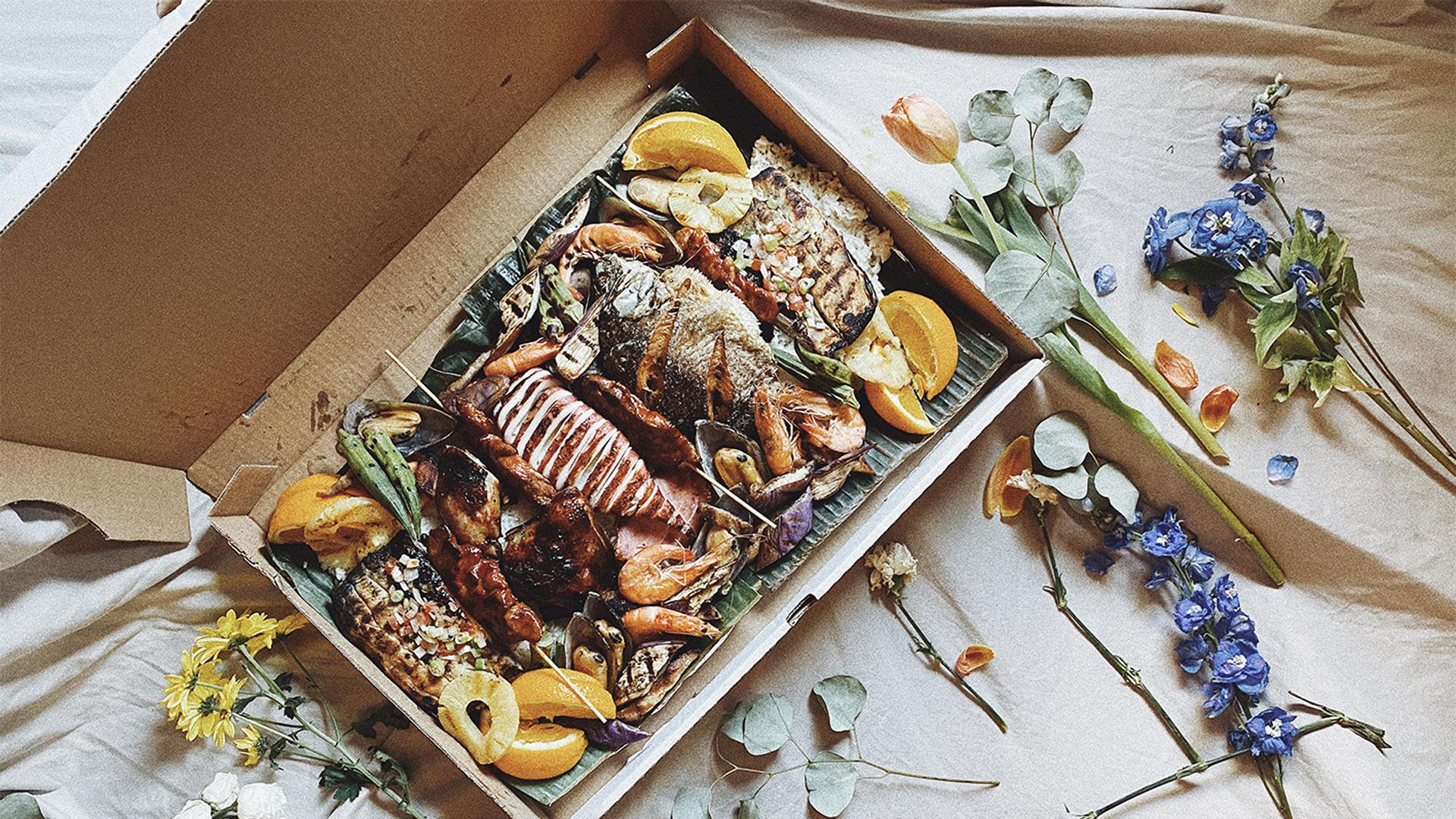 Toronto restaurants selling picnic-ready meals for delivery and pickup  | Tala Toronto kamayan kit