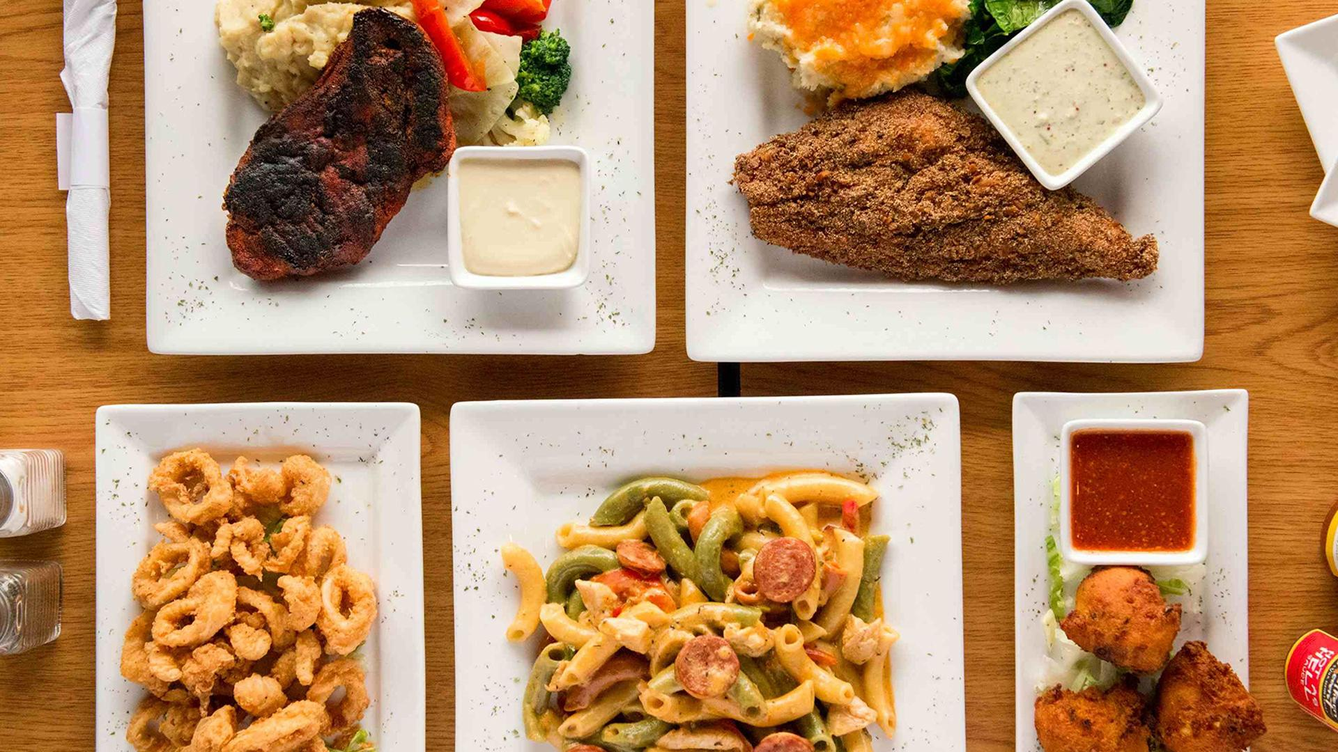 Best Southern soul food restaurants Toronto | Dishes from Upper Beaches Bourbon House