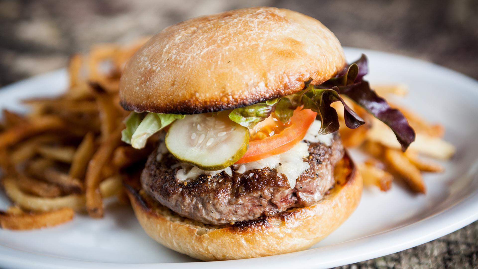 Best burgers any budget Toronto | Antler game burger