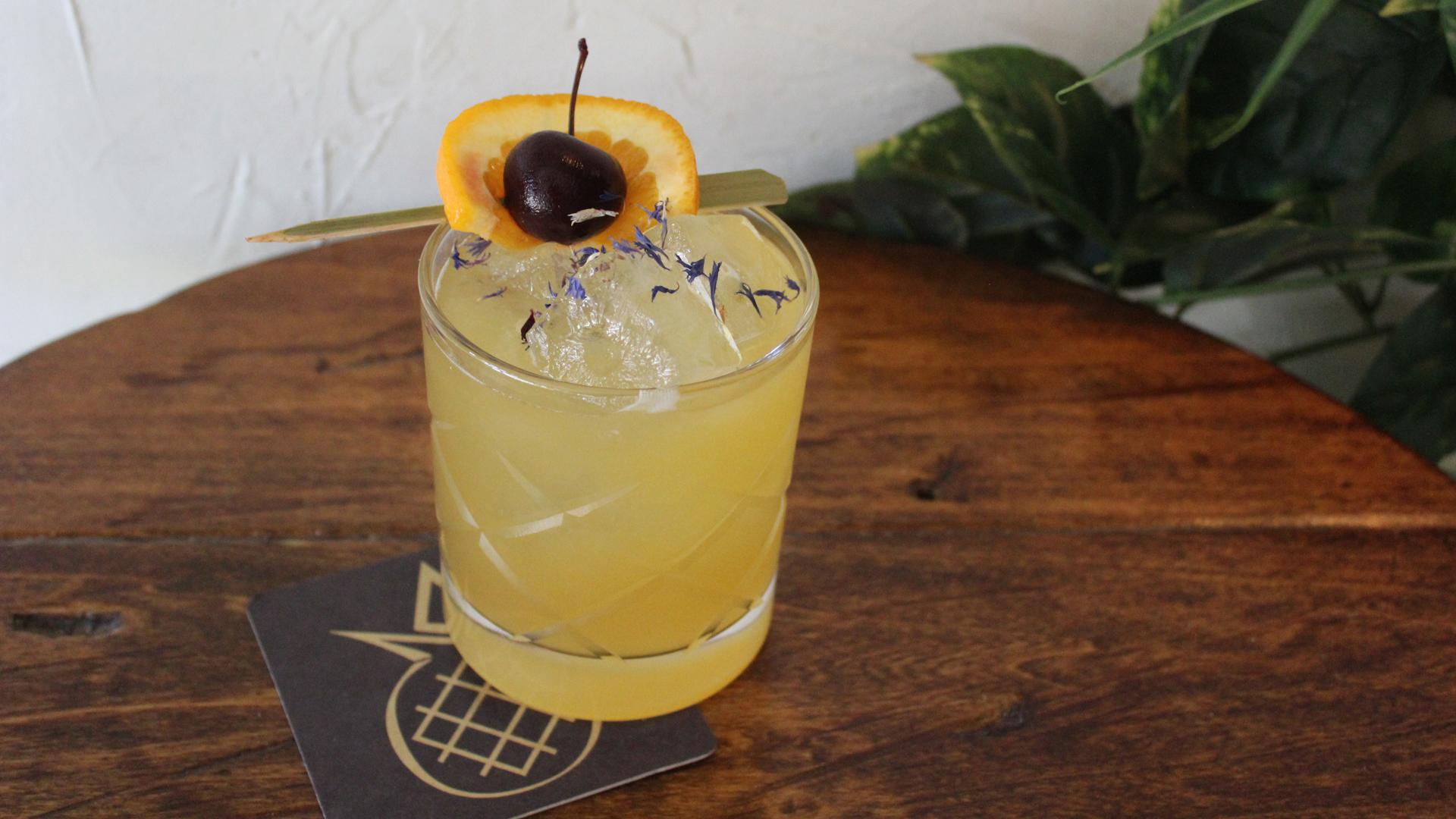 Christmas cocktails and winter drinks to make this season | Payday Blues cocktail from Civil Liberites in Toronto