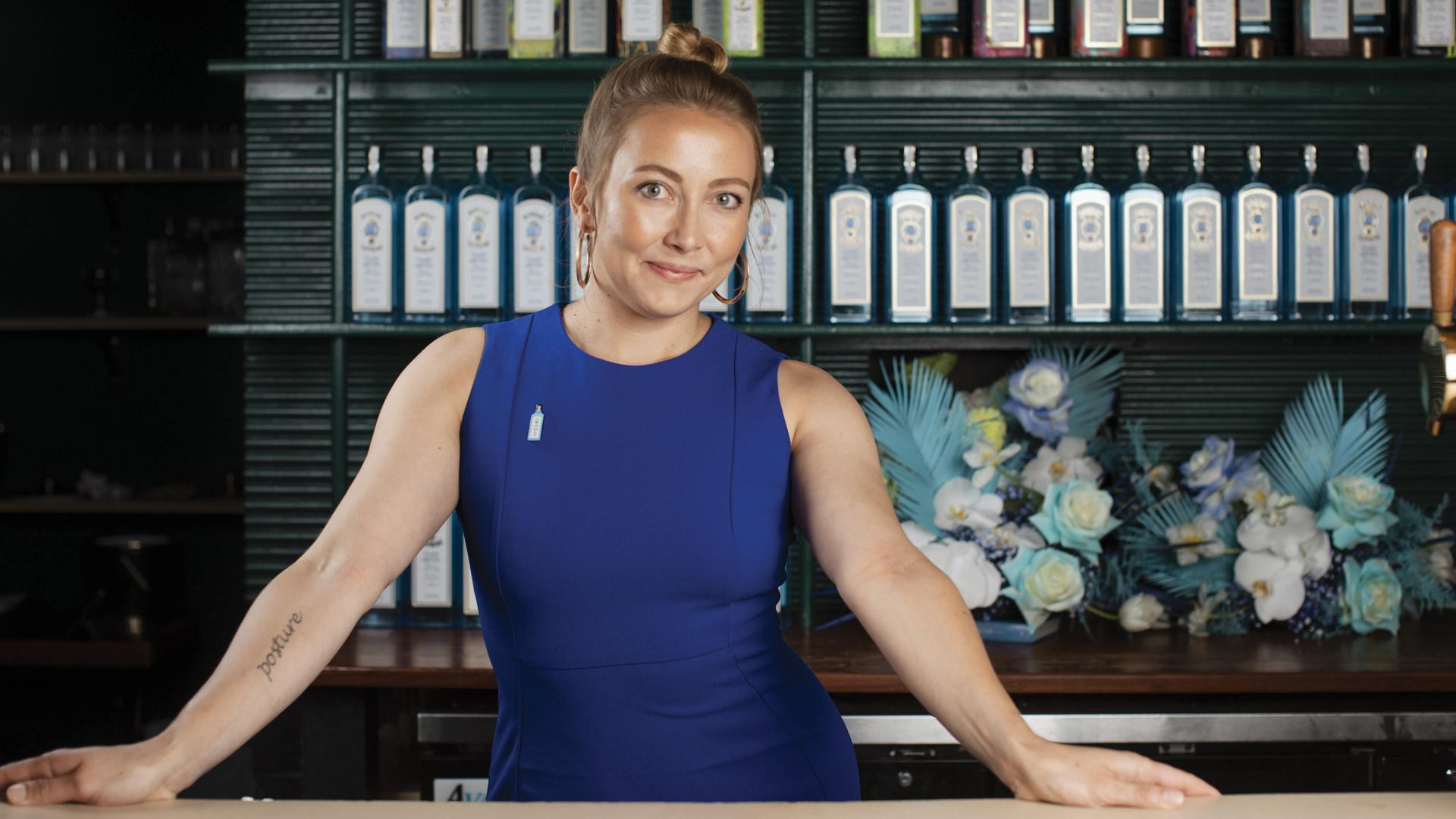 Cocktail recipes and tips from Toronto's best bartenders | Marta Ess of Chantecler