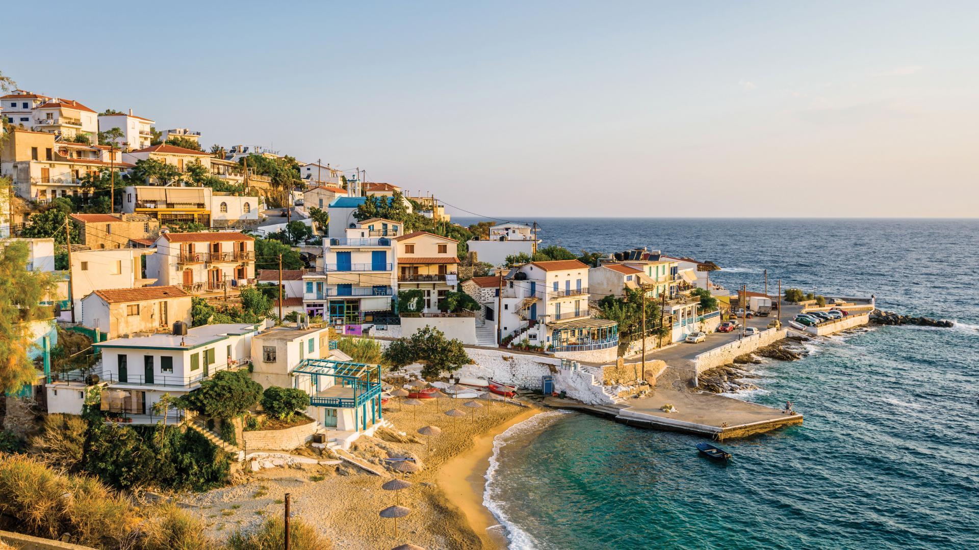 Blue Zone diet: Ikaria, Greece