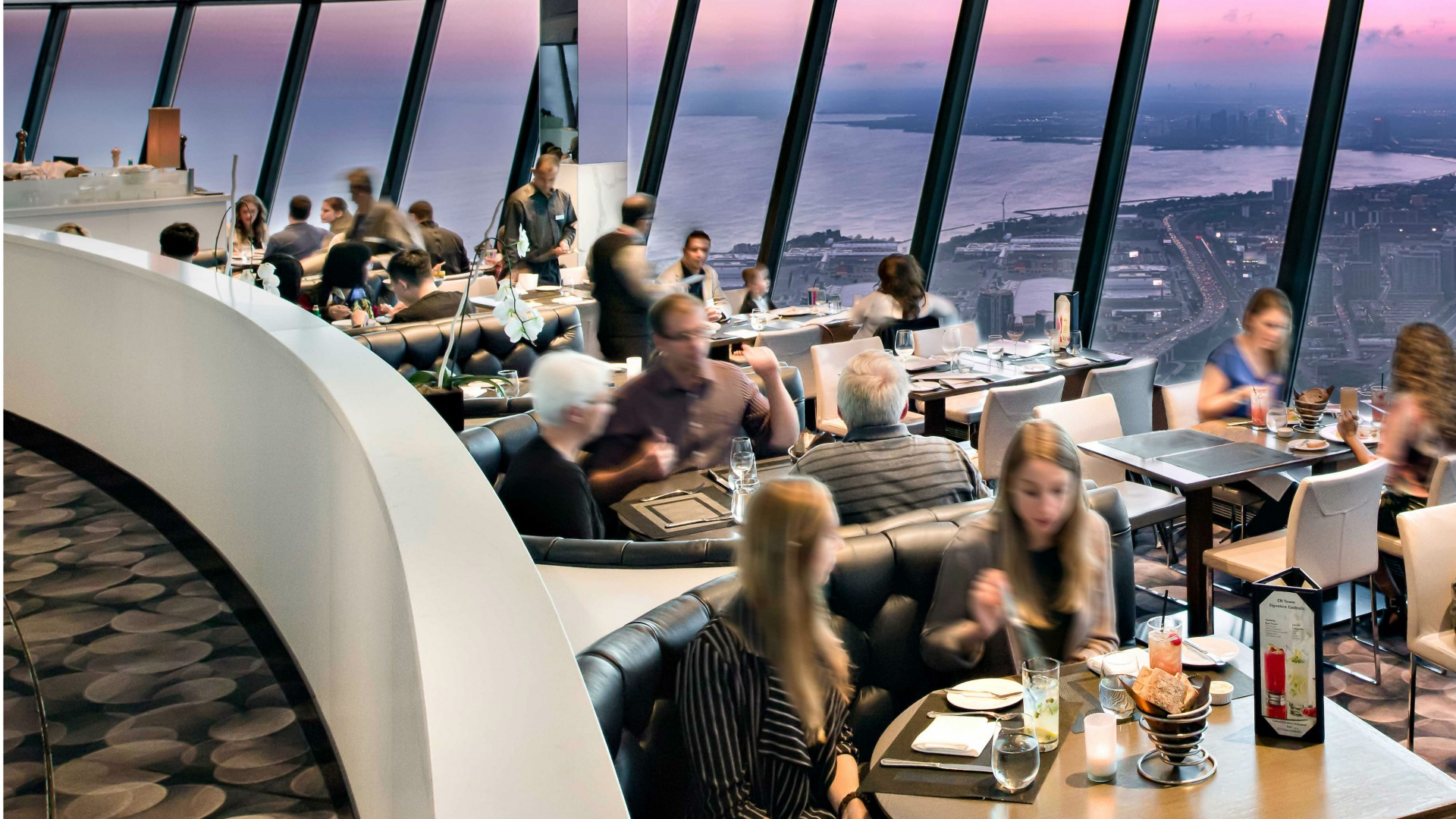 Win a Dinner for Two at CN Tower's 360 Restaurant
