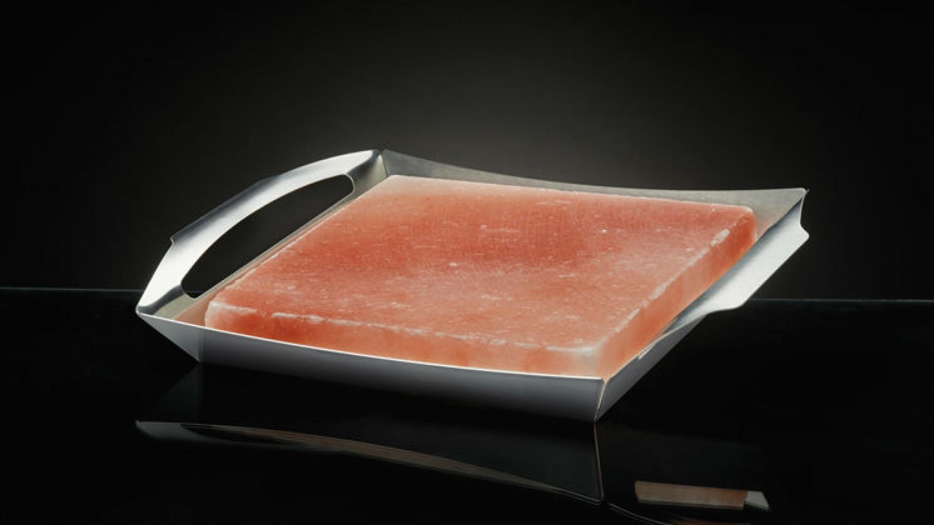 Weapons of Choice: Napoleon's Himalayan Salt Platter Set