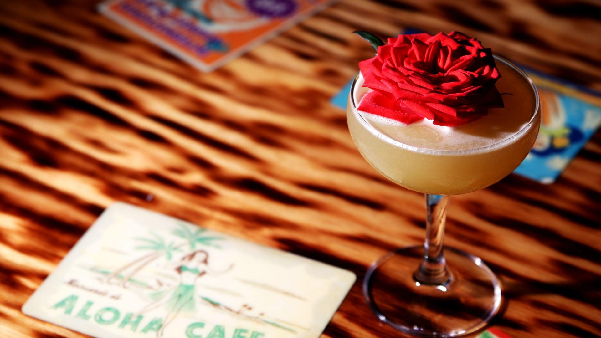 Make This: The Shameful Tiki Room's The Ben Down Cocktail