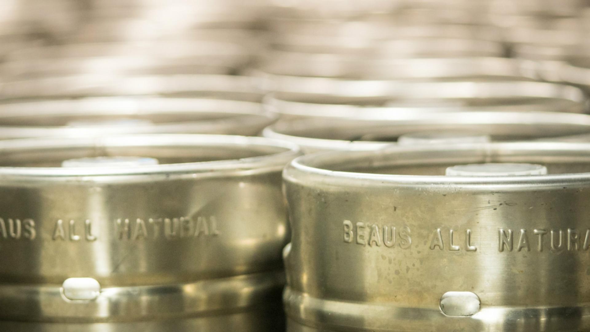 Bottle Service: Beau's The Spice Principle Weissbier