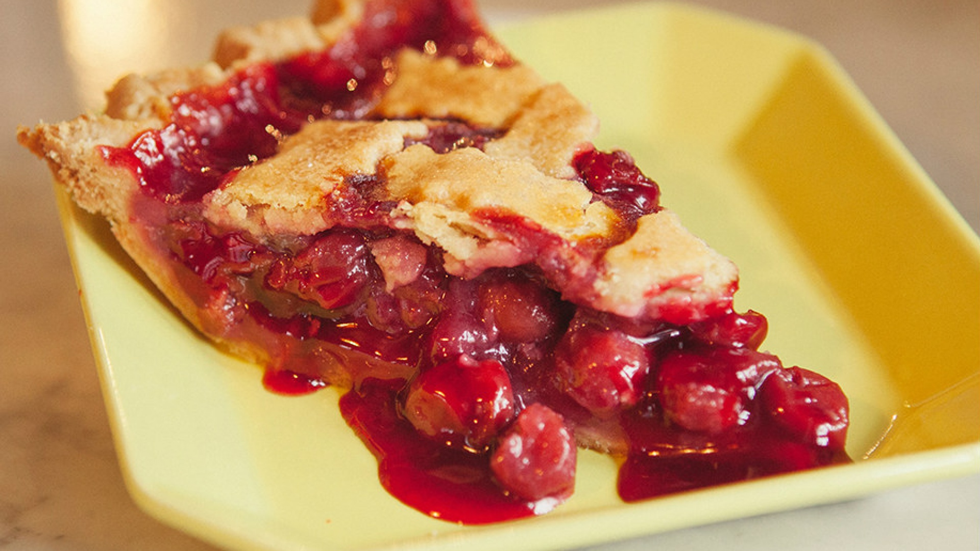 Top Six in the 6ix: Pie Slices