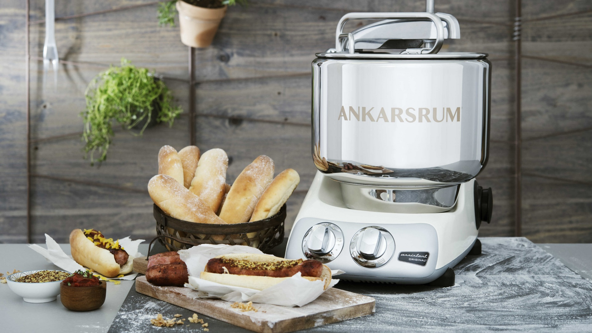 Win an Ankarsrum Assistent Original stand mixer