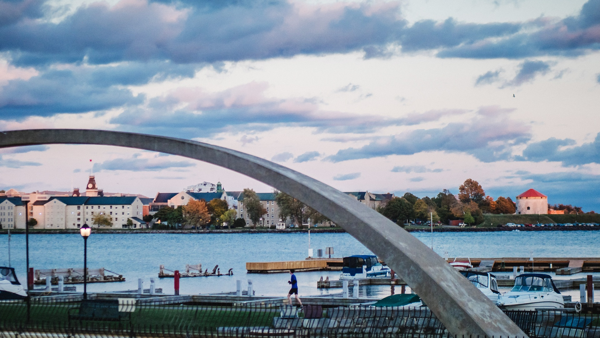 Kingston, Ontario restaurants and breweries.