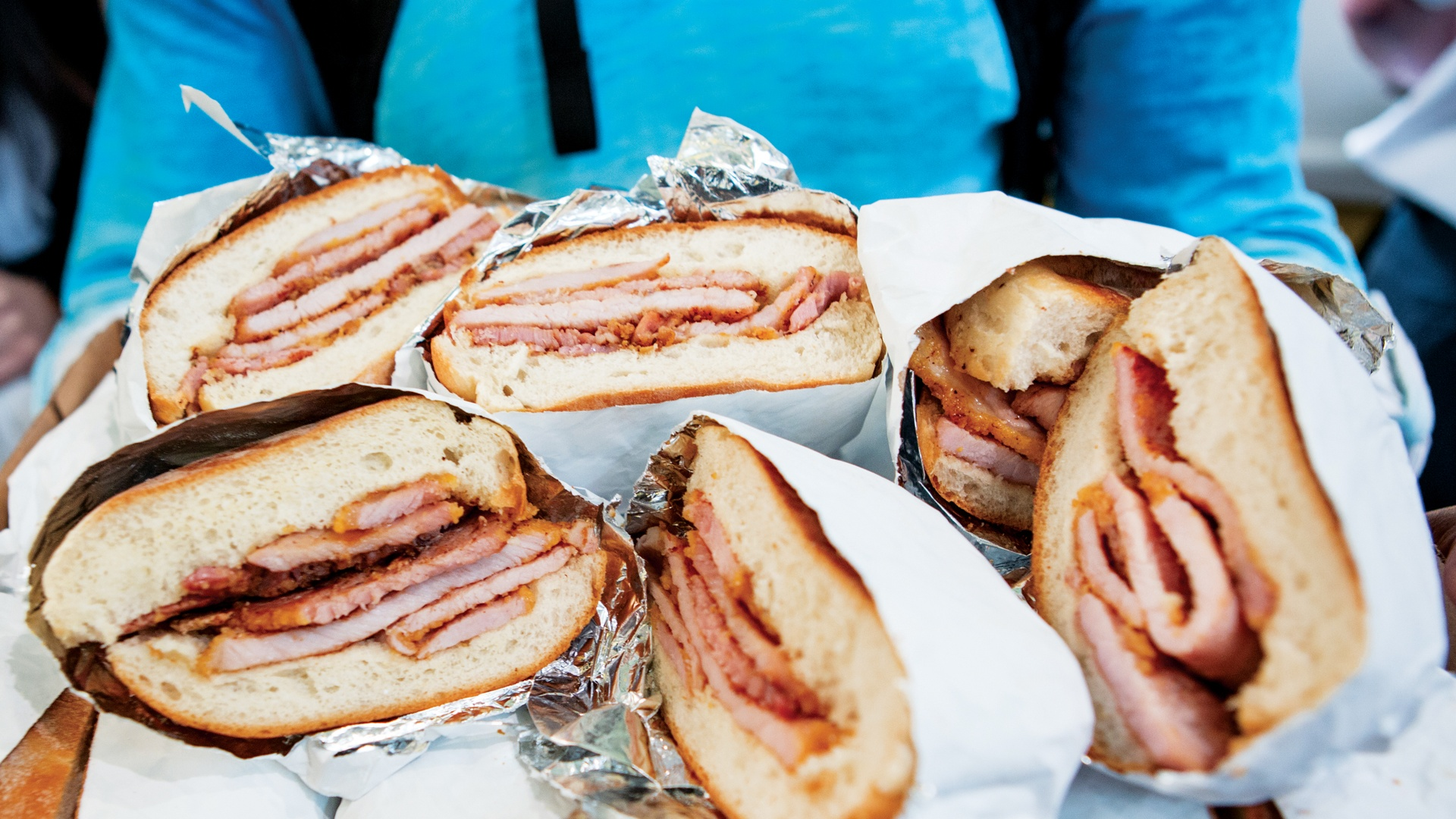 Things to do in Toronto; food tours