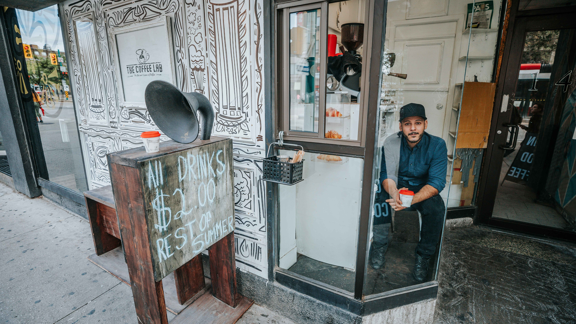 Toronto's smallest bars and restaurants