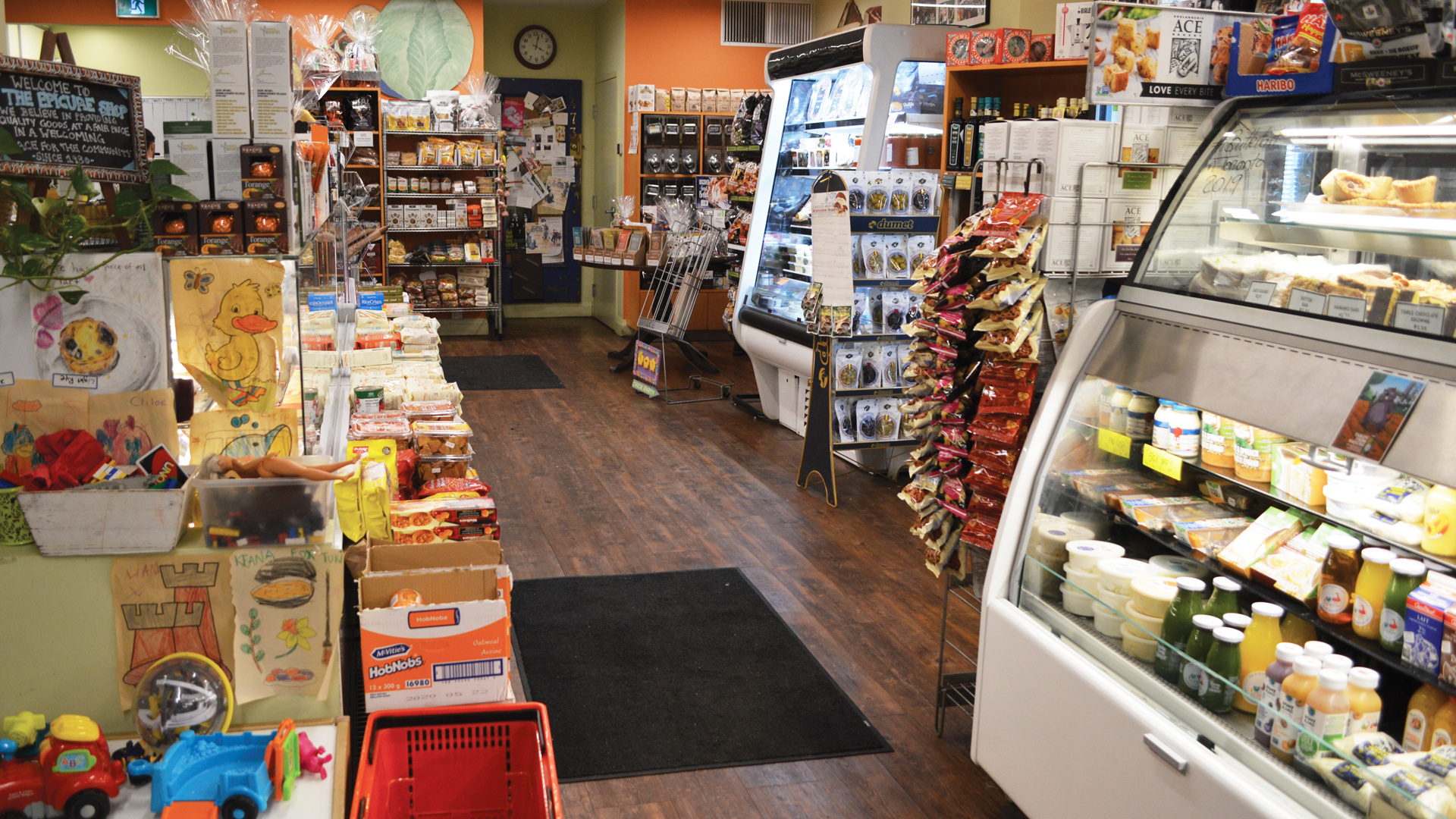 the Epicure Shop