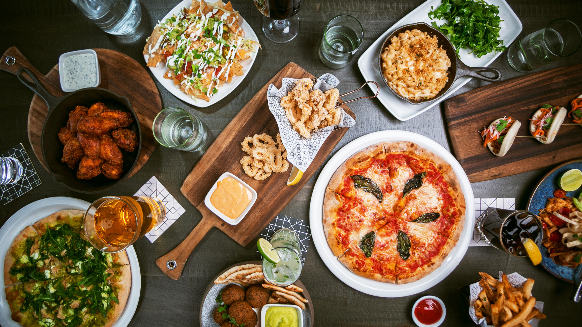 Win dinner and games from the Rec Room