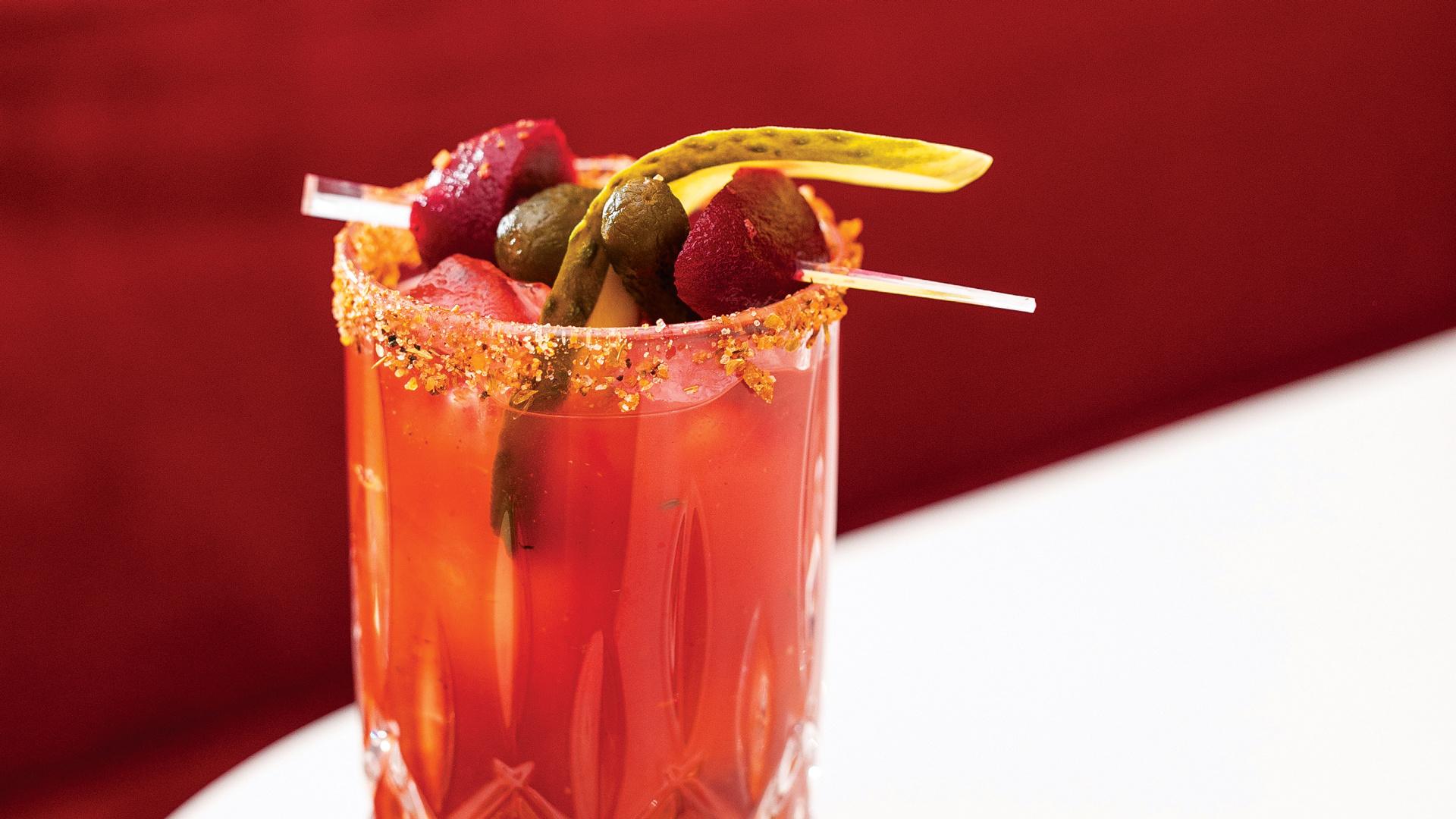 Caesar drink recipe