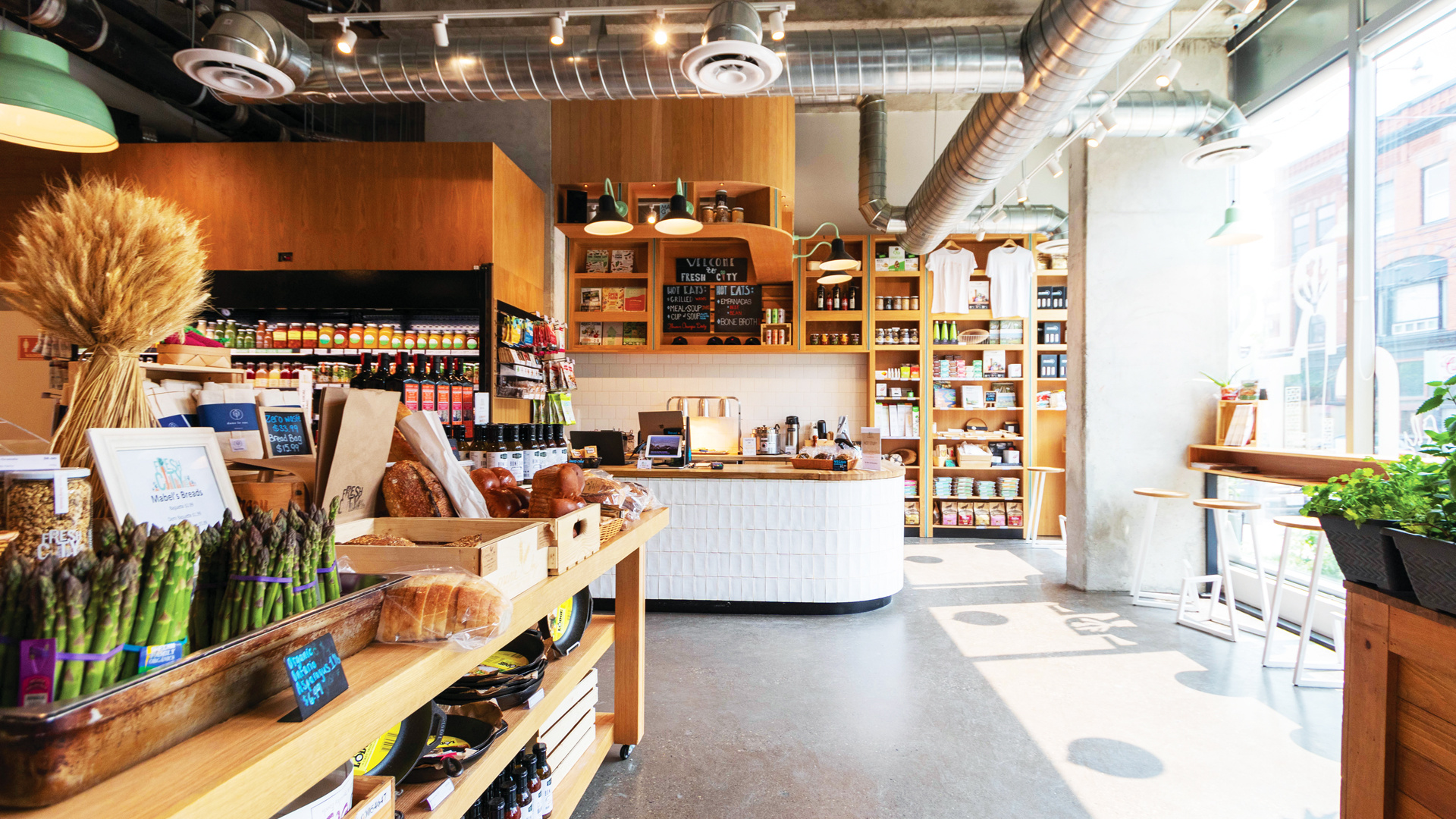 Fresh City Farms: Toronto's organic, sustainable grocery store and grocery delivery service