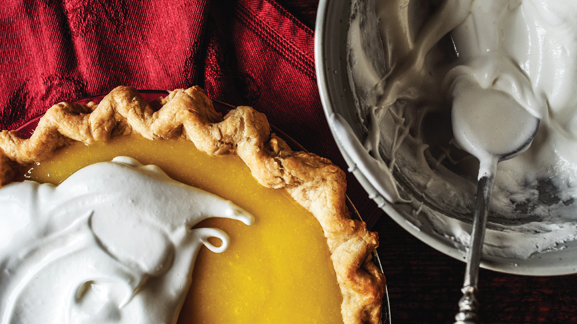 Toni Tipton-Martin's recipe for lemon meringue pie