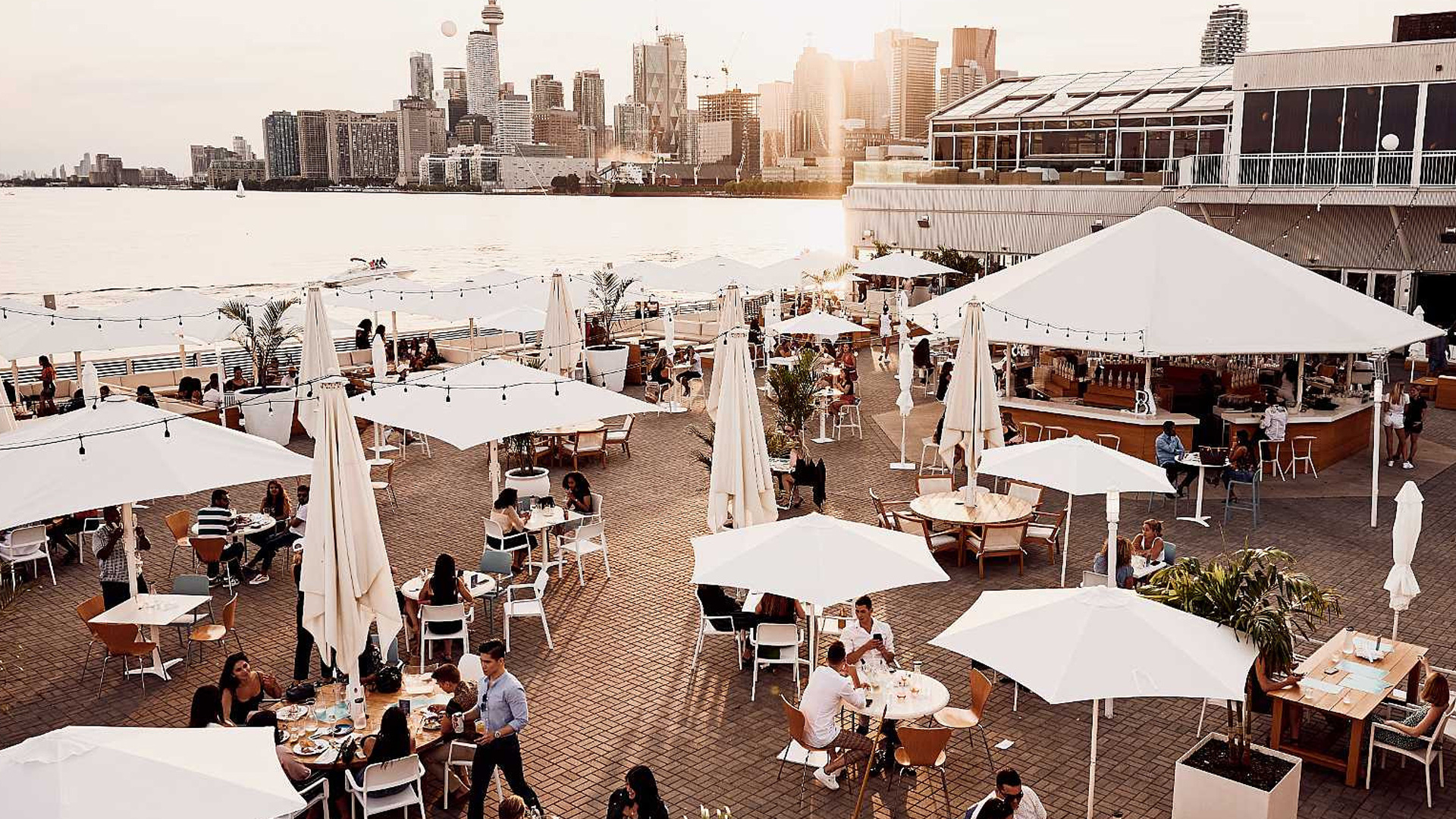 The best patios in Toronto: Cabana Waterfront Patio
