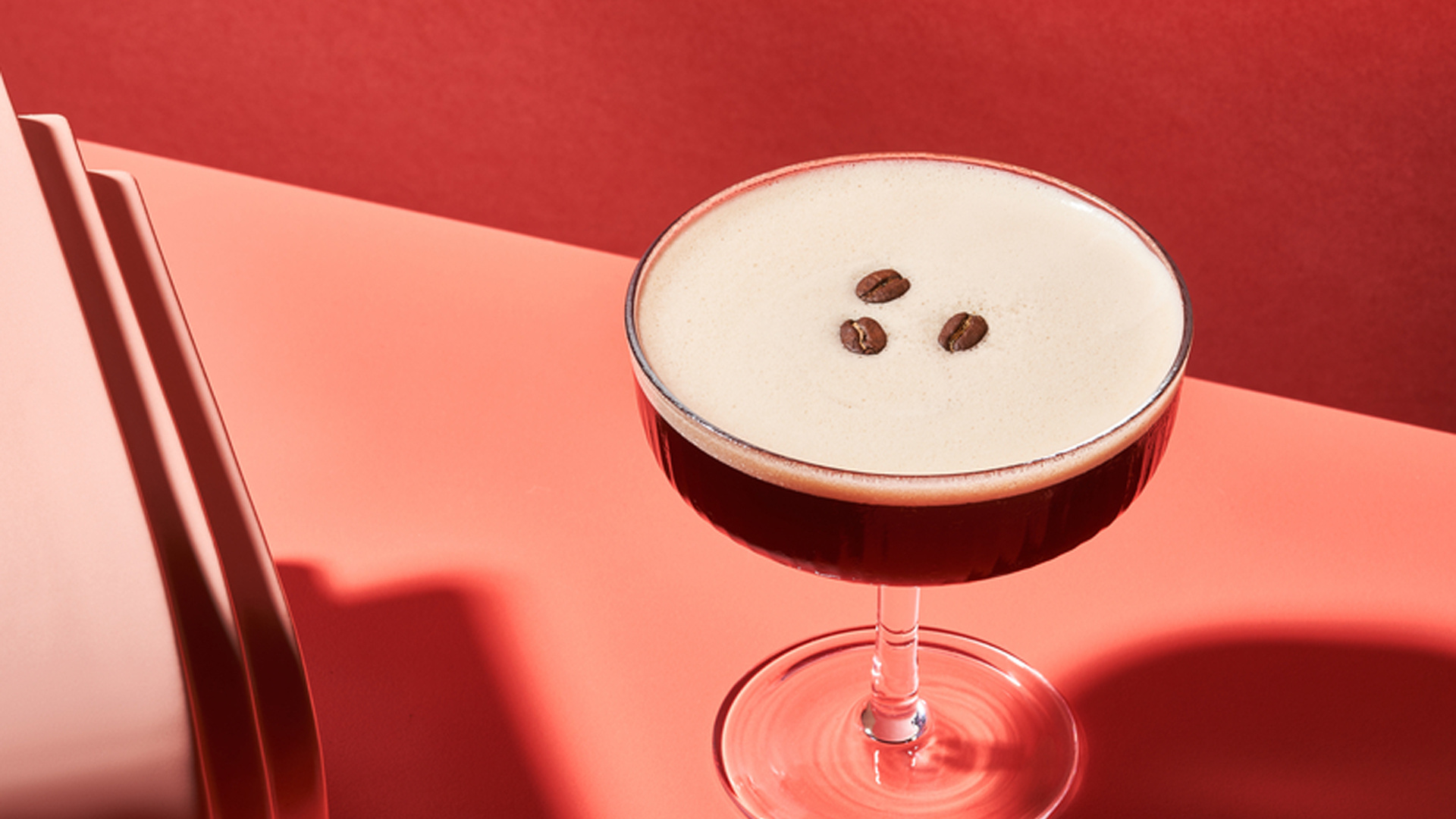 An espresso martini recipe made with Amarula Cream Liqueur