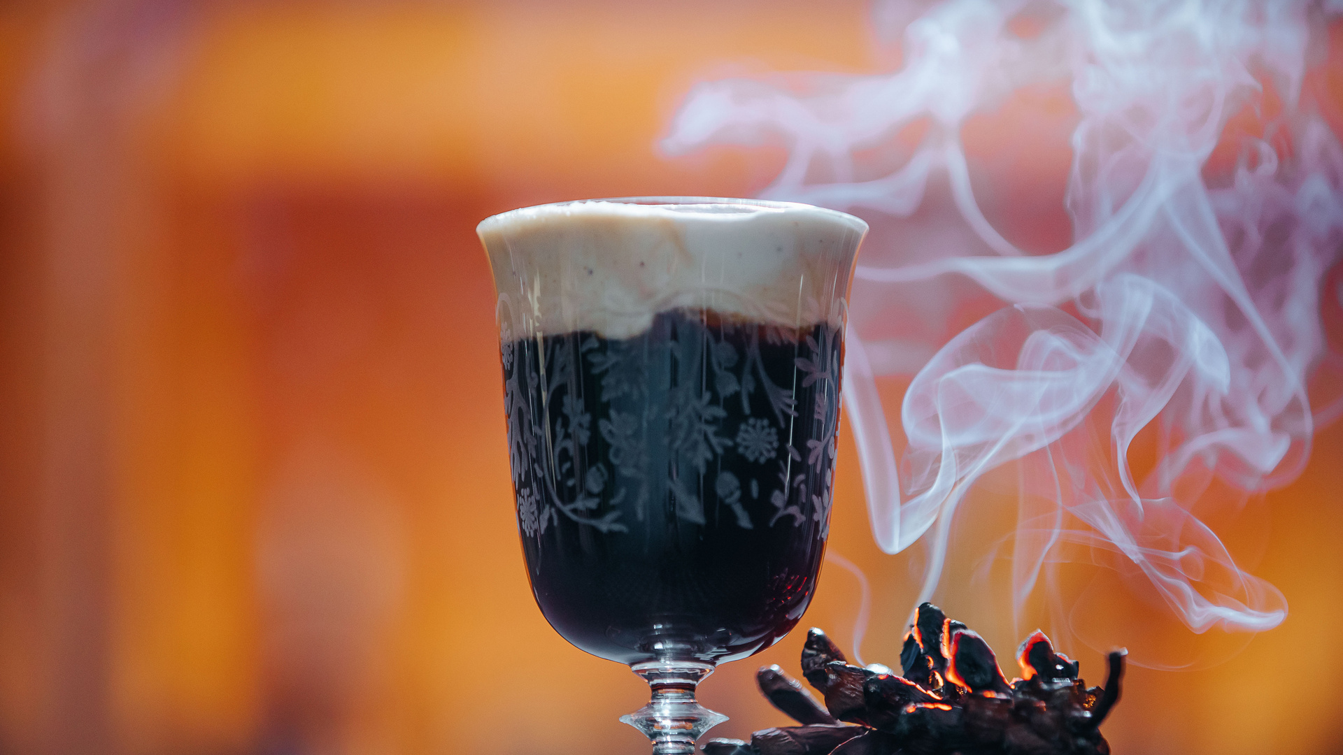 Irish Coffee cocktail recipe from Mother Cocktail Bar in Toronto