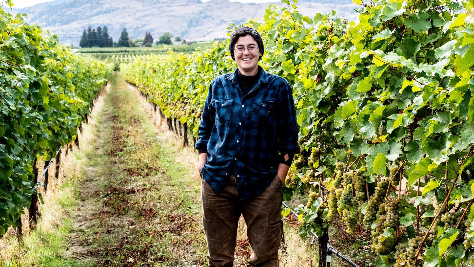 Women in Wine    the Okanagan Valley's female winemakers   Melissa Smits