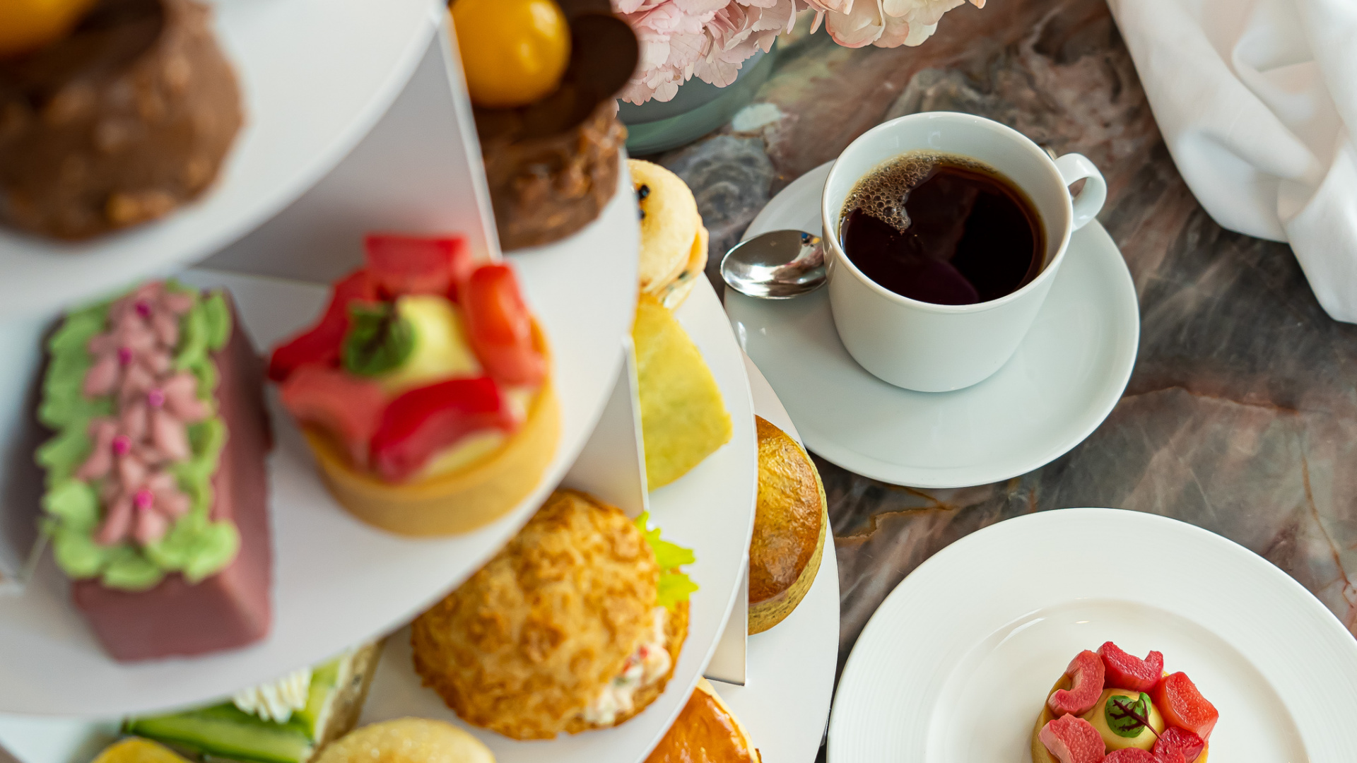 Mother's Day Afternoon Tea at Cafe Boulud