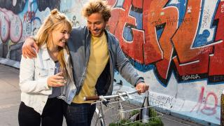 Win a bike from Wines of Germany